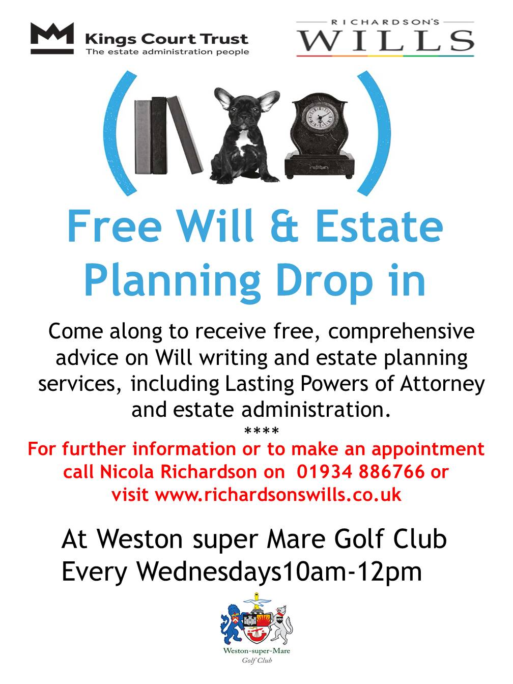 Richardsons wills  Kings Court Trust poster 1 (2)